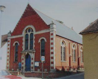 Bishop's Waltham Primitive Methodist chapel | Keith Guyler 1988