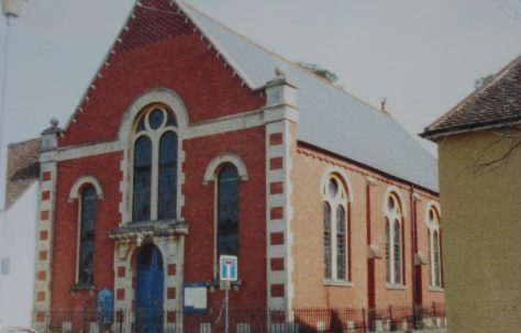 Bishop's Waltham Primitive Methodist chapel