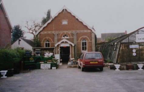 Droxford Primitive Methodist chapel
