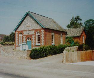 Hambledon Primitive Methodist chapel | Keith Guyler 1989