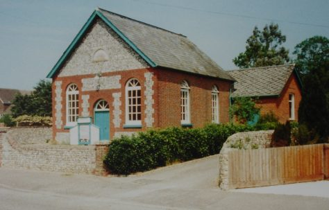 Hambledon Primitive Methodist chapel