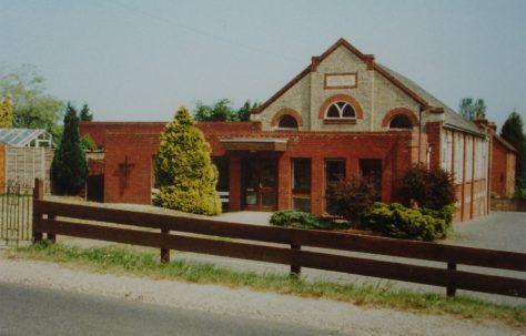 Shirrell Heath Primitive Methodist chapel