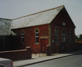 Swanmore Primitive Methodist chapel | Keith Guyler 1989