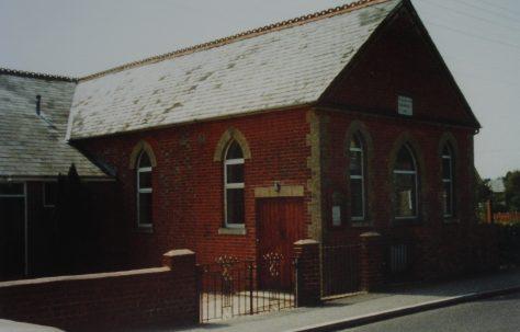 Swanmore Primitive Methodist chapel