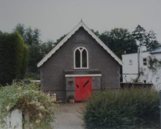 West Meon Primitive Methodist chapel | Keith Guyler 1988
