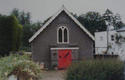 West Meon Primitive Methodist chapel