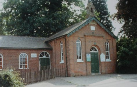 Waltham Chase Primitive Methodist chapel