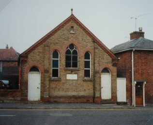 Alresford Primitive Methodist chapel | Keith Guyler 1989