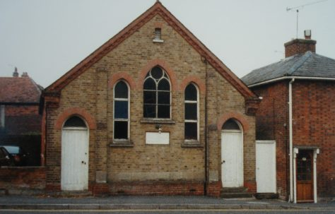 Alresford Primitive Methodist chapel