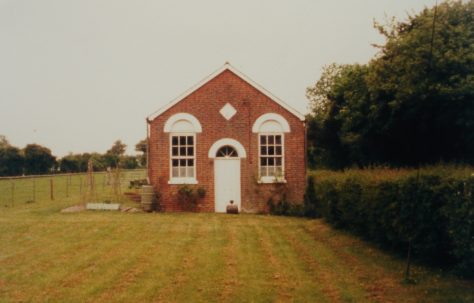 Baybridge Primitive Methodist chapel