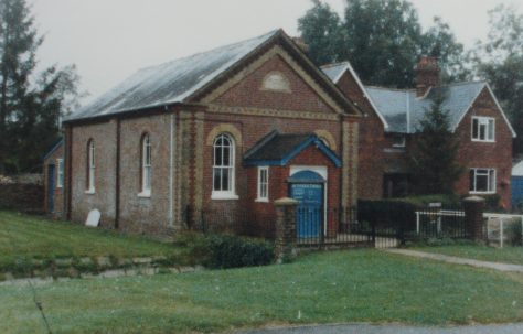 Kings Somborne Primitive Methodist chapel