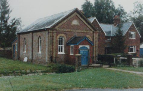 Kings Somborne Primitive Methodist chapel