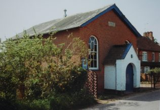 Newtown Primitive Methodist chapel | Keith Guyler 1989