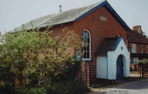 Newtown Primitive Methodist chapel