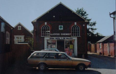 Romsey Primitive Methodist Chapel, Hampshire