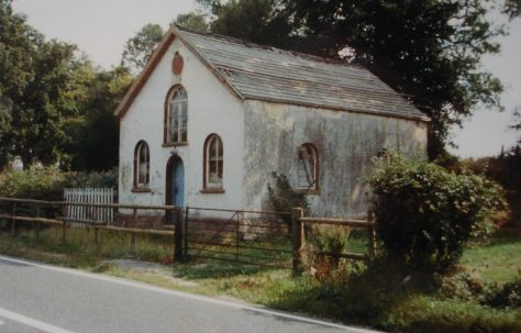 Bowyers Primitive Methodist chapel