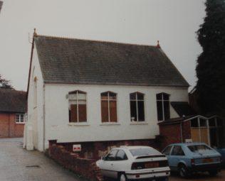 Buriton Primitive Methodist chapel | Keith Guyler 1988