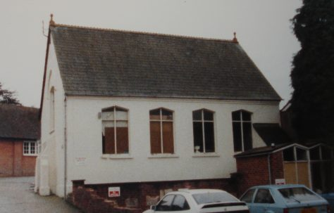 Buriton Primitive Methodist chapel