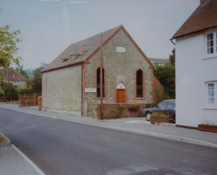 Fenhurst Primitive Methodist chapel | Keith Guyler 1989