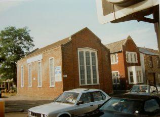 Northam Union Rd Primitive Methodist chapels | Keith Guyler 1995