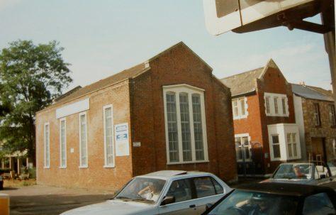 Southampton Northam Primitive Methodist chapel