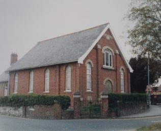 Petersfield Primitive Methodist Chapel | Keith Guyler, 1988