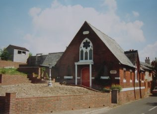South Harting Primitive Methodist chapel | Keith Guyler 199