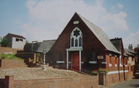 South Harting Primitive Methodist chapel
