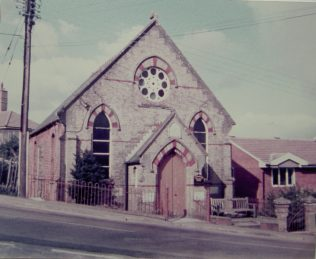 Carisbrooke Jubilee Primitive Methodist chapel | Keith Guyler 1984