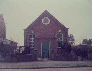 Gurnard Primitive Methodist chapel | Keith Guyler 1984