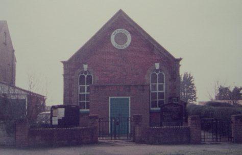 Gurnard Primitive Methodist chapel