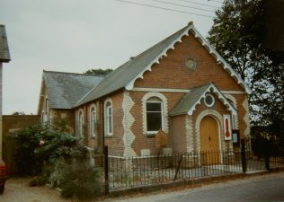 Bradfield Tutt's Clump Primitive Methodist chapel | Keith Guyler 1993