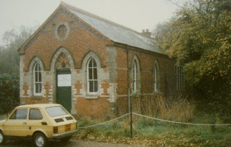 Gallowstree Common Primitive Methodist chapel
