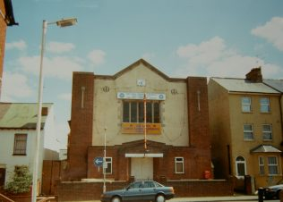 Reading Cumberland Road Primitive Methodist chapel | Keith Guyler 1993