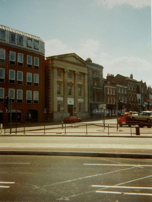 Reading London Street Primitive Methodist chapel | Keith Guyler 1993