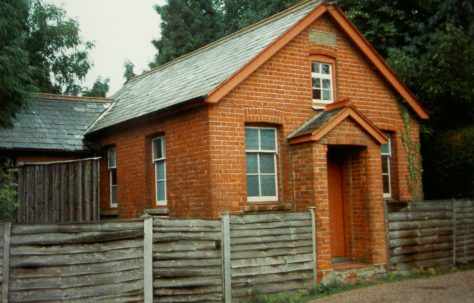 Haughurst Hill Primitive Methodist chapel