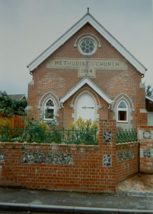Chieveley Primitive Methodist chapel   Keith Guyler 1993