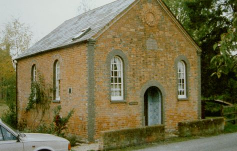 East Garston Primitive Methodist chapel