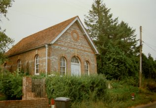 Hampstead Norris Primitive Methodist chapel | Keith Guyler 1996