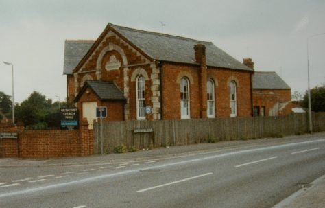 Stroud Green Primitive Methodist chapel