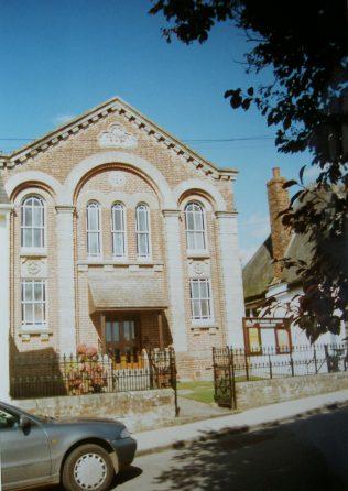 Ramsbury Primitive Methodist chapel | Keith Guyler 2000