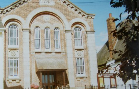 Ramsbury Primitive Methodist chapel