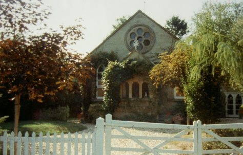 Shalbourne Primitive Methodist chapel