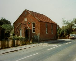 former Wash Common Primitive Methodist chapel | Keith Guyler 1989