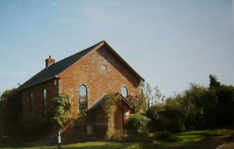 Wickham Heath Primitive Methodist chapel