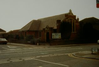 Ensbury Park Primitive Methodist chapel | Keith Guyler 1989