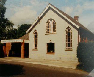 Colehill Primitive Methodist chapel | Keith Guyler 1989