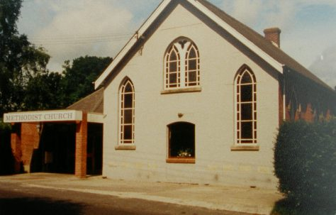 Colehill Primitive Methodist chapel