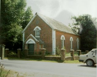 Wootton Primitive Methodist chapel | Keith Guyler 1991