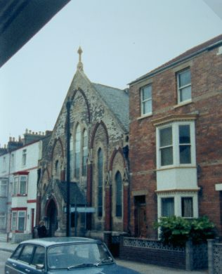 Weymouth Derby St Primitive Methodist chapel | Keith Guyler 1988